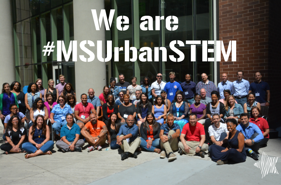 #MSUrbanSTEM