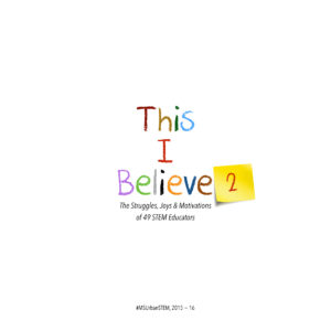 This I Believe 2 Cover